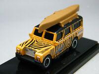 Matchbox 2019 Leipzig Convention 1965 Land Rover Gen II orange (A 1of300)