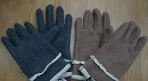 Regatta womans curl up gloves Lady's warm Polyester / Viscose
