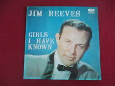 Jim Reeves Country 33 RPM Speed Vinyl Records