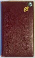 1910 MENU ARGENTINE NAVAL COMMISSION GOV. MASSACHUSETTS HOTEL SOMERSET BOSTON