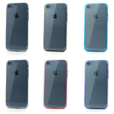 Lot/6 Crystal Clear TPU Gummy Case For iPhone 7 Wholesale
