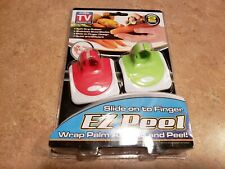 EZ Peel Finger vegetable peeler Global TV Products