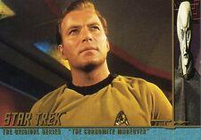 Star Trek Original TOS Season 1 Chase Character Log C5 Corbormite Maneuver