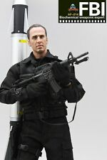 "Art Figures 1/6 Scale 12"" FBI Biochemical Weapons Expert Action Figure AF-014"