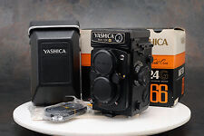 - Immaculate Yashica Mat - 124 G Twin Lens Reflex Camera TLR, Yashicamat