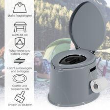 Campingtoilette tragbar Reisetoilette Mobile Toilette Wandern und Reisen