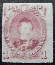 Newfoundland Scott #  37, Mint Original Gum (HH)