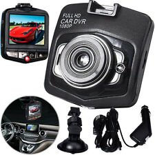 "2.4"" 1080P Full HD Auto Telecamera Camera DVR Dash Cam Visione Notturan G-sensor"