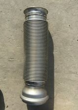 2004 and Up Volvo VNL Exhaust Pipe Stainless Steel OEM Surplus 21959393