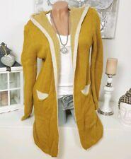 heiß-verkaufendes echtes attraktiv und langlebig Brandneu Jacke Senfgelb in Damen-Pullover & Strickware günstig kaufen ...