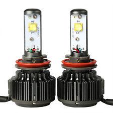 H11 H9 H8 Cree LED Headlight Kit  6000K White 60W 7200Lm Conversion Bulb V16