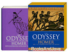 The Odyssey (hc) by Homer Slip Case Illustrated Gift Edition -Unused remaindered
