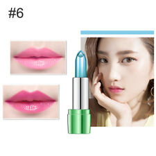 Aloe Color Changing Lipstick Nude Purple Red Moisturizing Thermal Lip Care Balm