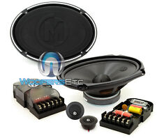 "MEMPHIS PRX69C 6"" X 9"" COMPONENT SPEAKERS MIDS CROSSOVERS TWEETERS CAR AUDIO NEW"