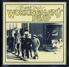 GRATEFUL DEAD : WORKINGMAN'S DEAD / CD - TOP-ZUSTAND