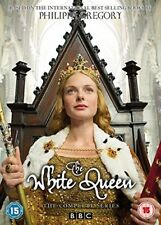 The White Queen  Complete Series   (DVD)   (New & Sealed)  Rebecca Ferguson