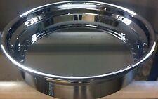 """19""""x 3""""Outer Step Lip Chrome fits all 3pc Wheel Hre,Asanti,vellano,gfg.Mht,Adv1"""