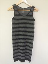 Metalicus black & grey dress - One Size - in excellent condition