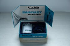 More details for vintage ronson fastnet lighter boxed - rare limited edition. excellent condition