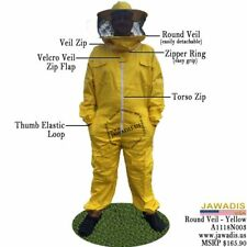 3Xl Yellow Sheriff Bee Suit Pest Control Honey Sting Beekeeping Bee Suit Cheap
