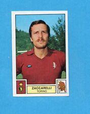 PANINI CALCIATORI 1975-76-Figurina n.285- ZACCARELLI - TORINO -Recuperata