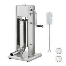 Nadziewarka nabijarka szpryca maszynka do kiełbas pionowa ręczna stal nierdzewna