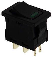 Interrupteur commutateur contacteur bouton à bascule SPST ON-OFF 16A/12V à LED