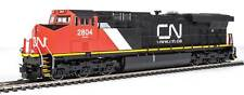 Walthers HO ES44 w/DCC and sound Canadian National 2822