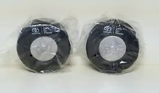 Brand NEW Toyota Stress Ball Tire Factory Promo 2 Pack Authentic Hand Therapy