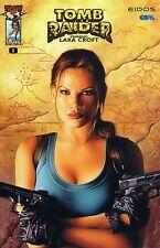 Tomb Raider #0 (alemán) Variant-Premium-Edition Limited Joe Jusko + Sexy +