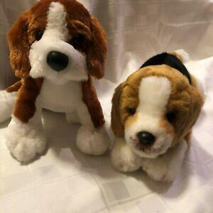 Yomiko Classics and Ganz Webkins Beagle Dogs