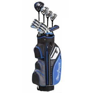 MacGregor Golf DCT3000 Premium Mens Golf Clubs Set, Right Hand