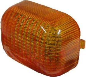 Fits Triumph Speed Four 600 EFI 2002-2005 Indicator Lens Amber - Front Left
