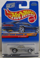 Hot Wheels 1998 Convention Zamac 67 Camaro, Very Rare & HTF, 1/100