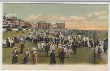 Hampshire; The Ladies Mile, Southsea PPC By Stuart, 1906, To C Lilley, Kingston