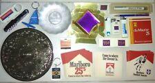 Cigarette Collectables Bundle Lot, Peter Jackson, Viscount, Marlboro, Longbeach