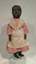 1892-1910 Julia Jones Beecher Cloth Doll, 19 1/2 inches tall