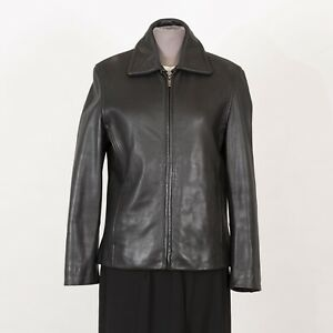 Womens Leather Jacket Size S Small LEATHER LIMITED