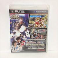 PS3 Big 3 Gun Shooting PlayStation Move Game Japan
