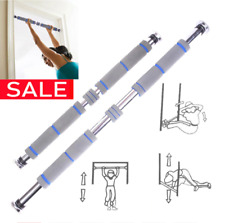Home Pull-up bar Door Horizontal 440lbs Adjustable Home Gym Workout Push Up Gym