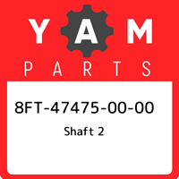 Yamaha Slider 1 8Ft-47441-10-00 New Oem