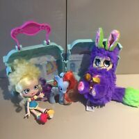 My Little Pony Shopkins Bush Baby World Bundle Lot STOCKING FILLERS