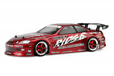 HPI Toyota Vertex Ridge Toyota Soarer Body Shell Clear 200mm 17524