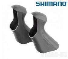 Genuine Shimano Ultegra ST-6870 Di2 11-Speed STI Gear Lever Black Rubber Hoods