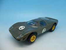Scalextric USSR C15 Ford Mirage in ligher Green, mint car