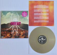 MY CHEMICAL ROMANCE Danger Days LP (SEALED) GOLD VINYL /1000 green day.aiden.afi