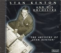 Stan Kenton And His Orchestra - The Artistry Of Stan Kenton (Remastered) 1997 CD