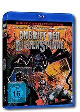 ANGRIFF DER Ragno GIGANTE Giant Invasione EDIZIONE COMPLETA BLU-RAY Box DVD