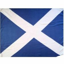 Scotland St Andrew's Cross Saltire Scottish National Flag Football Rugby 5 X 3ft