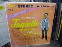 JAGIELLO The Great vinyl LP Jay Jay Records Sealed [Polish Polka]